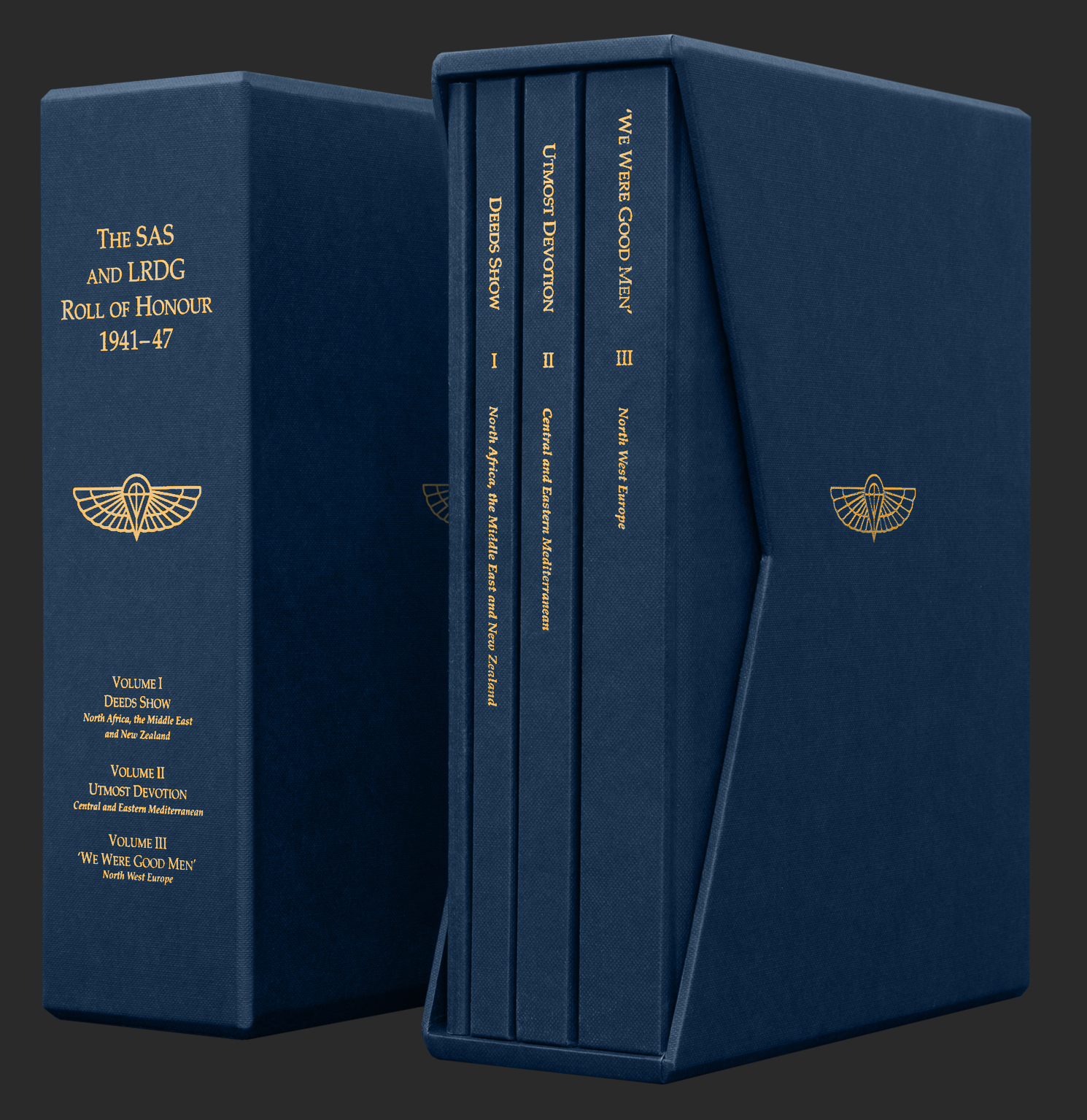 SAS and LRDG Roll of Honour